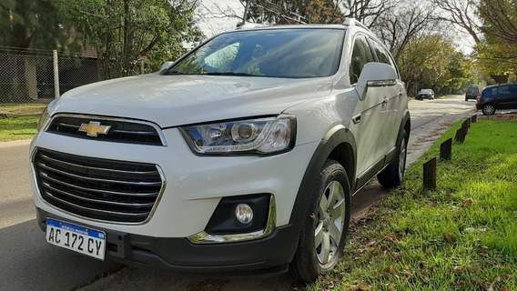 Chevrolet Captiva Lt 4x4 2018 Único Dueño Impecable Estado