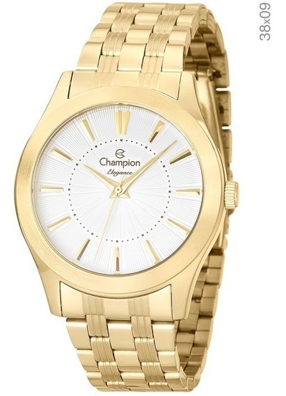 Relógio Champion Feminino Cn25378w + Nota Fiscal