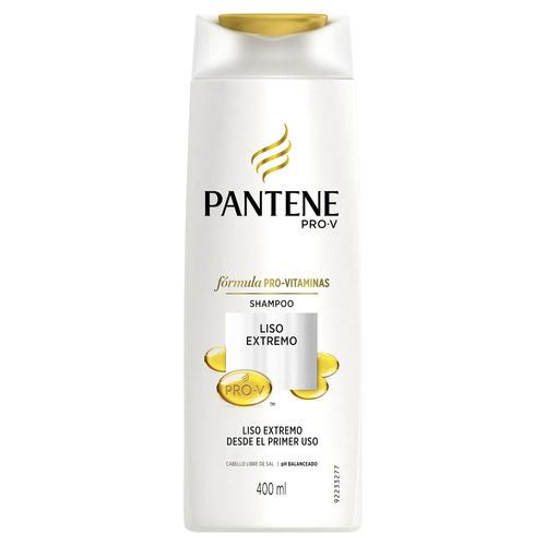 Shampoo Pantene Liso Extremo 400 Ml