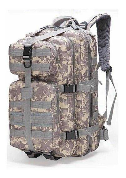 Morrales Tacticos Backpack Bolsos Mochilas