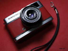 Câmera Fotográfica Olympus Trip 35 - Revisada