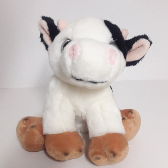 Vaquinha De Pelúcia - 24 Cm - Olhão - Manuque - Vaca