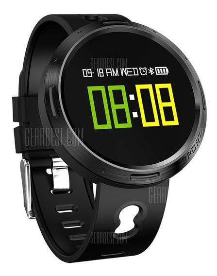 Relógio Inteligente X9 Vo Ip68 Corrida Pressão Sanguínea Ios