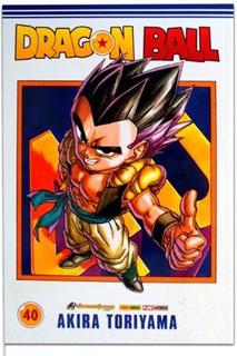 Revista Dragon Ball Super Edição 40/ Panin