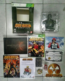 ** Duke Nukem Forever Balls Of Steel Edition Xbox 360 **