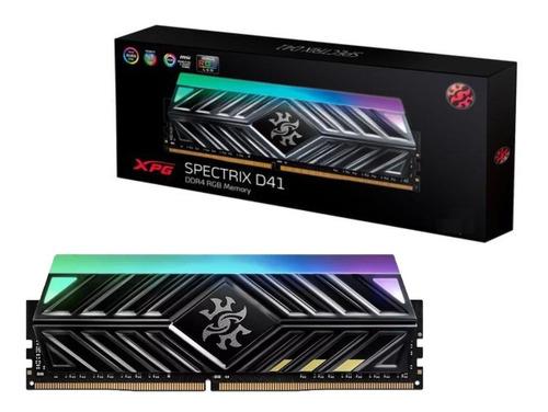 Memoria Ram Xpg Spectrix D41 8gb 3000mhz Rgb