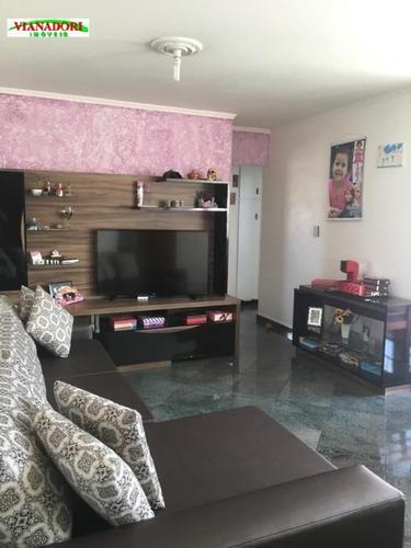 Imagem 1 de 19 de Apartamento 3 Dormitórios Jardim Tijuco Guarulhos - Ap1660