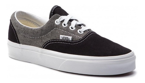 Tenis Vans Era Classic Canvas Black