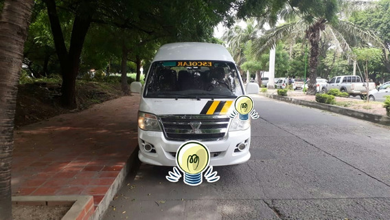 Foton Microbus 16 Pasajeros