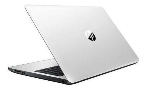 Notebook Hp 15-bs031wm I3 2.4ghz 4gb 1tb 15.6 Hd W10