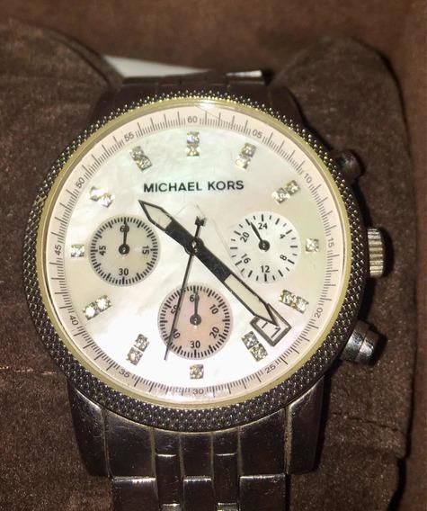 Relógio Feminino Cronógrafo Michael Kors Mk5020