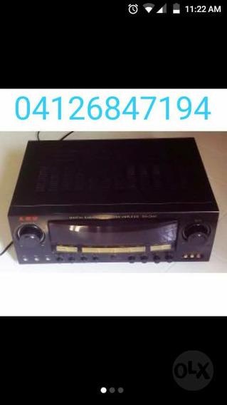 Amplificador Lsv Pm-2800 (planta Casera)