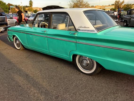 Ford Fairlane 1963 Americano ,vendo O Permuto.