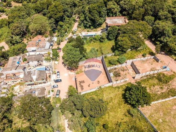 Terreno À Venda, 342 M² Por R$ 102.000,00 - Jardim Paulista - Atibaia/sp - Te3537
