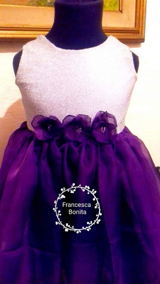 Vestidos De Fiesta Niña Talle 2 Al 6