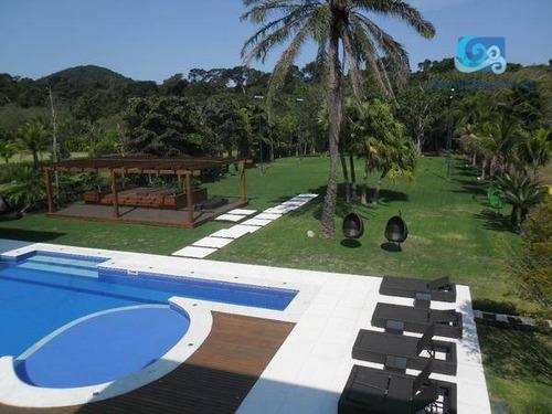 Imagem 1 de 30 de Casa  À Venda - Jardim Acapulco - Guarujá. - Ca0930