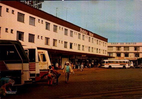 Cac-47750 - Postal Cascavel, P R - Estação Rodoviaria