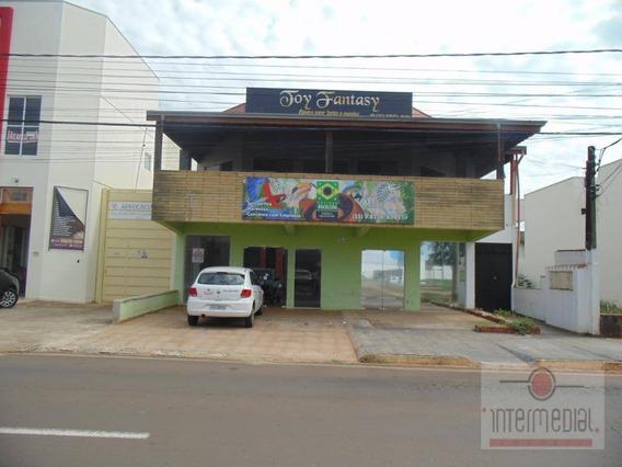 Salão Para Alugar, 320 M² Por R$ 3.000/mês - Portal Ville Primavera - Boituva/sp - Sl0105
