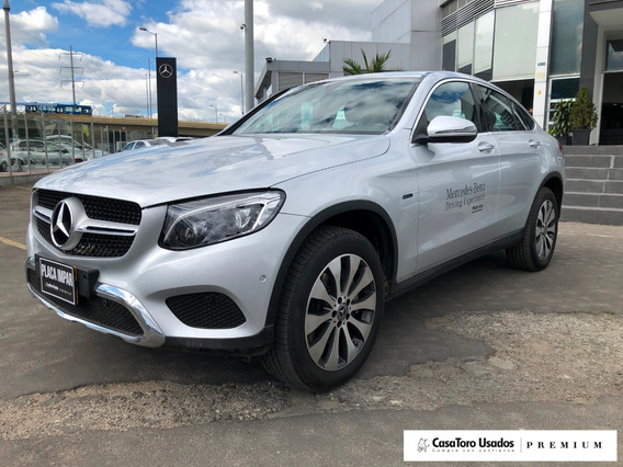 Mercedes Benz Clase Glc 350e 4matic Coupe 2000cc 2019