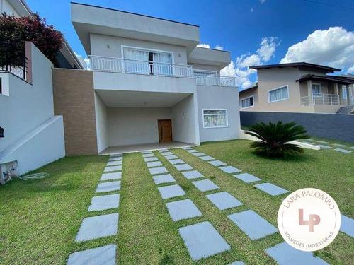 Casa Com 6 Dormitórios À Venda, 180 M² - Condomínio Delle Stelle - Louveira/sp - Ca0258