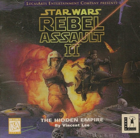 Game Pc Star Wars Rebel Assault 2 The Hidden Empire