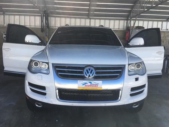 Volkswagen Touareg Blanca 2009