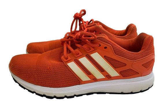 Zapatillas adidas Running Talle Us 11 Hombre Usadas Naranjas