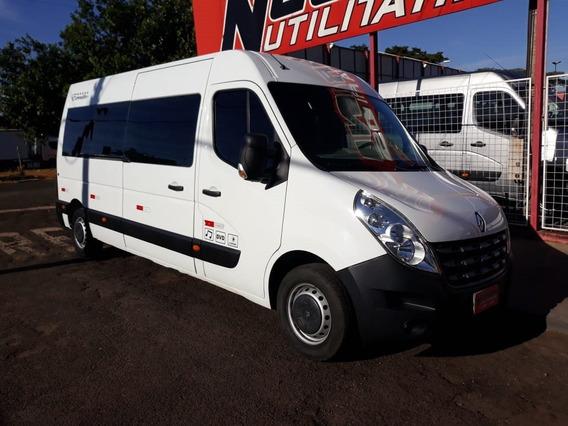 Renault Master 2.3 Dci Minibus Vip L3h2 16 Lugares 16v