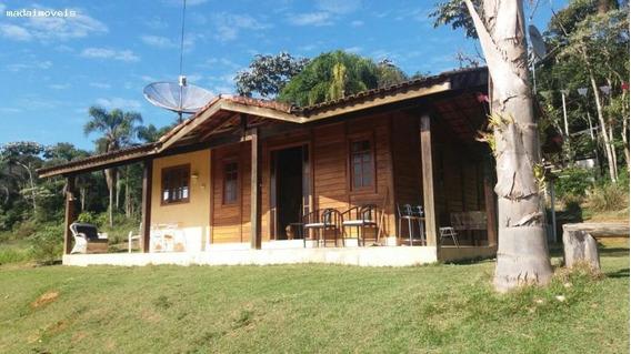 Chácara Para Venda Em Biritiba-mirim, Centro, 3 Dormitórios, 3 Banheiros, 10 Vagas - 1577
