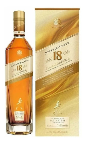 Johnnie Walker 18 Años (1.botella) 100% Original
