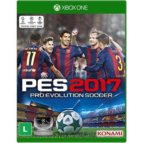 Game Pes Pro Evolution Soccer 2017 - Xbox One