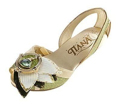 Sapato Princesa Tiana Original Disney Store P/entrega