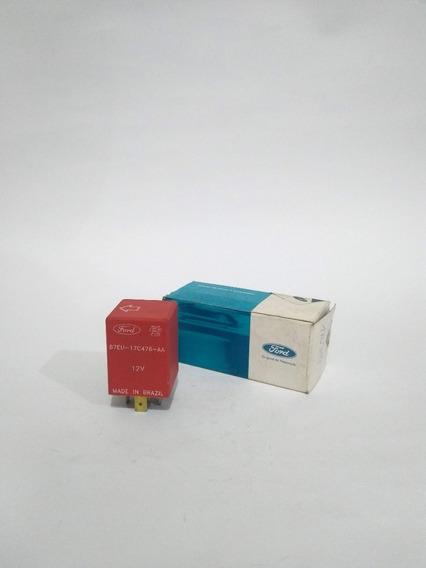 Rele Temporizador Ford Pampa 82/97 6 Terminais P/brisa