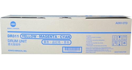 Imagen 1 de 6 de Unidad De Revelado Original Konica Minolta  C280/360 Magenta