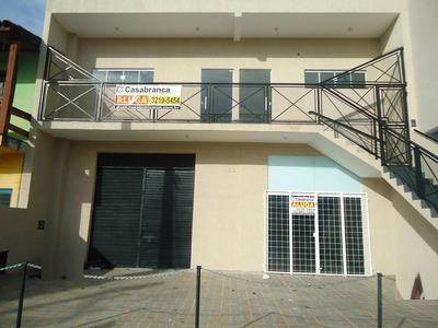 Salão Comercial Para Locação, Jardim Maria Antônia Prado, Sorocaba. - Sl0275
