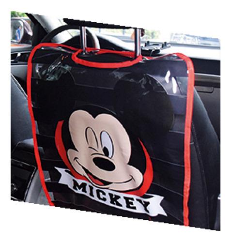 Imagen 1 de 5 de Protector Funda Respaldo Asiento Mickey