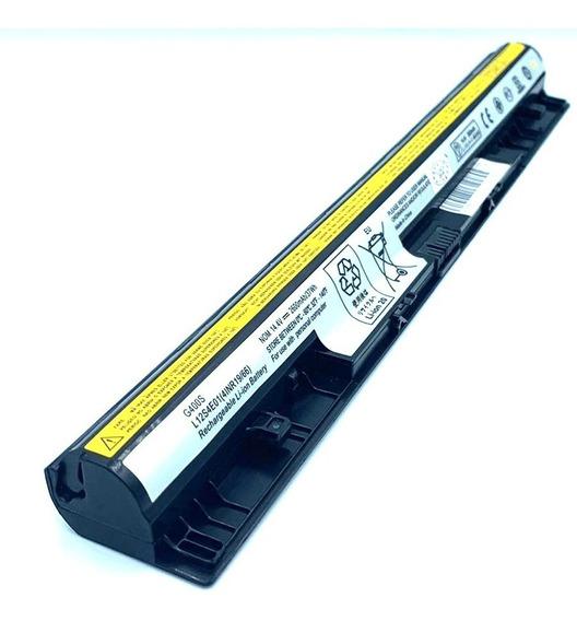 Bateria Para Notebook Lenovo G400s Touch 2600mah 14.4v 37 Wh
