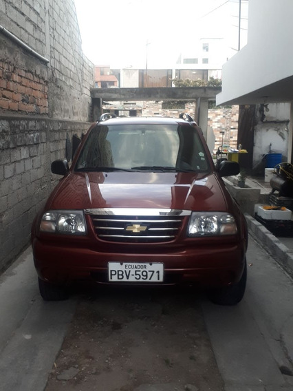 Chevrolet Grand Vitara Papeles Al Dia 2019 Dueño