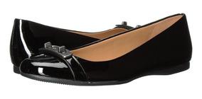 Flats Coach Mujer Oswald Patent 4.5 Mx 100% Originales
