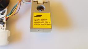 Módulo Bluetooth + Botão Power + Cabo Tv Samsung Un46es6500g
