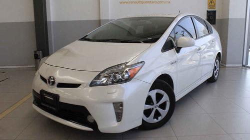 Imagen 1 de 15 de Toyota Prius 2012 4p Premium Hibrido R16