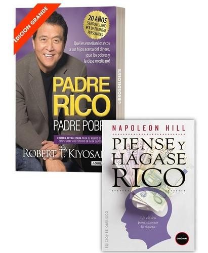 Padre Rico Padre Pobre & Piense Y Hagase Rico