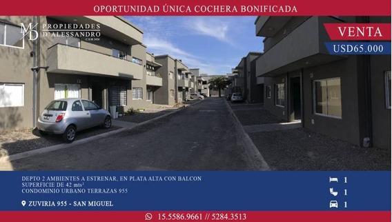 Departamentos Venta San Miguel