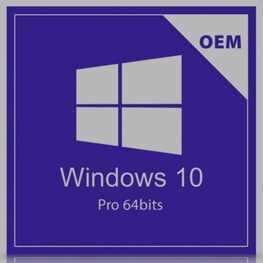 Licença Windows 10 Pro Original C/ Nota Fiscal P/ Cnpj