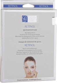 Mascarilla Tratamiento Facial Con Retinol