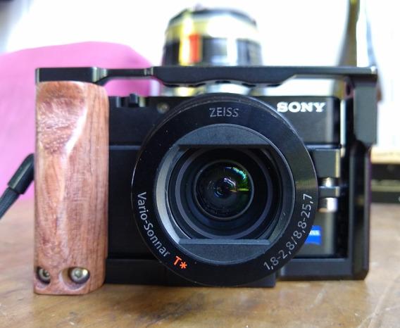 Sony Rx100 Mark Iv Video 4k Slow Motion 960fps Camara Zeiss