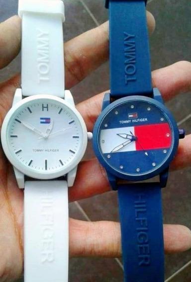 Kit (02) Relógios Tommy Hilfiger Leia O Anuncio