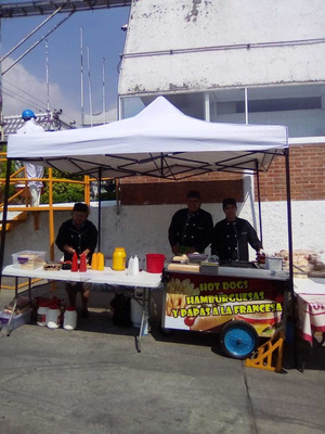 Hamburguesas Y Hotdogs Para Fiestas Y Eventos