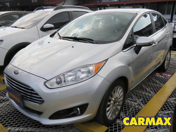 Ford Fiesta Titanium Aut 2015 Financiamos Hasta El 100%