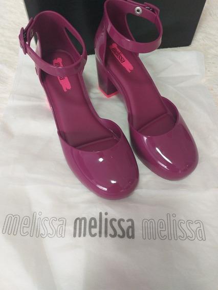 Melissa Feme High 35 Fucsia